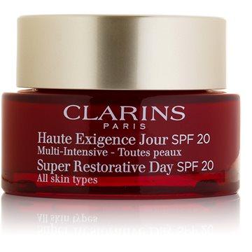Pleťový krém CLARINS Super Restorative Day Cream SPF20 All Skin Types 50 ml (3380811096100)