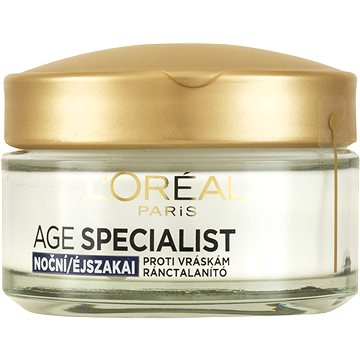 ĽORÉAL PARIS Age Specialist 35+ Night Cream 50 ml (3600522550037)