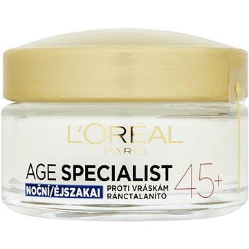 Pleťový krém ĽORÉAL PARIS Age Specialist 45+ Night 50 ml (3600522550143)