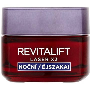 ĽORÉAL PARIS Revitalift Laser X3 Night Cream 50 ml (3600522895121)