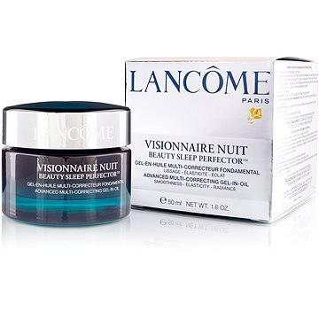Pleťový krém LANCOME Visionnaire Nuit Beauty Sleep Perfector Advanced Multi-Correcting Gel-in-oil 50ml (3614270450037)