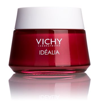 Pleťový krém VICHY Idéalia Smoothing and Illuminating Cream Normal to Combination Skin 50 ml (3337871323547)