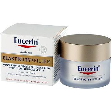 Pleťový krém EUCERIN Denní krém Elasticity + Filler SPF15 50 ml (4005800160233)