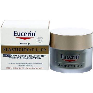 Pleťový krém EUCERIN Hyaluron Filler + Elasticity noční krém 50 ml (4005800160264)