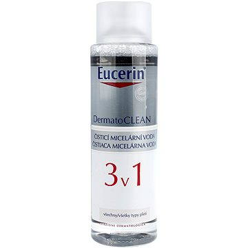 Micelární voda EUCERIN DermatoCLEAN Miscellar Cleansing Fluid 3in1 400 ml (4005800149993)