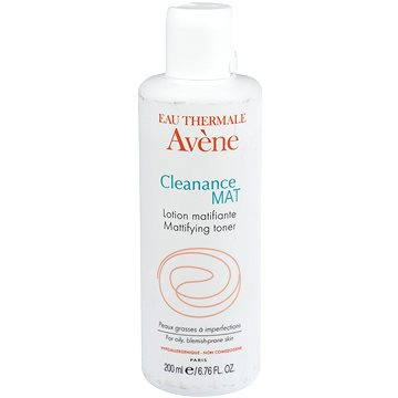 Pleťová voda AVENE Cleanance MAT Mattifying Lotion 200 ml (3282770037067)