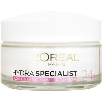 ĽORÉAL PARIS Hydra Specialist Day Cream Dry Skin 50 ml (3600521719947)