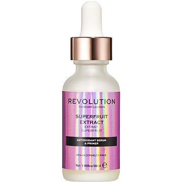 REVOLUTION SKINCARE Superfruit Extract – Antioxidant Rich Serum & Primer 30 ml (5057566048590)