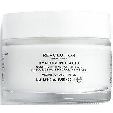 REVOLUTION SKINCARE Hyaluronic Acid Overnight Hydrating 50 ml (5057566118576)