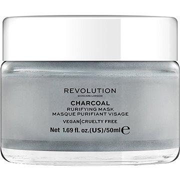 REVOLUTION SKINCARE Charcoal Purifying 50 ml (5057566118620)