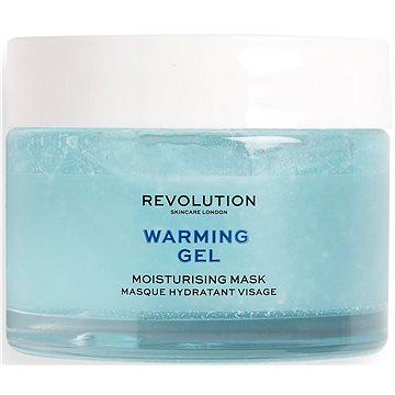 REVOLUTION SKINCARE Warming Gel Moisturising 50 ml (5057566118613)