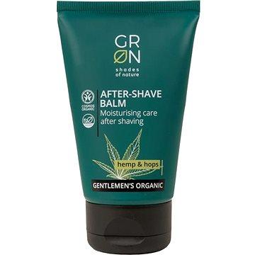 GRoN BIO Gentlemen's Organic After Shave Hemp & Hops 75 ml (4260631130491)