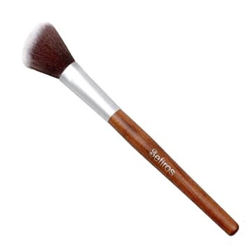 Kosmetický štětec SEFIROS Blush Brush Angular Red Wood (4007515190246)