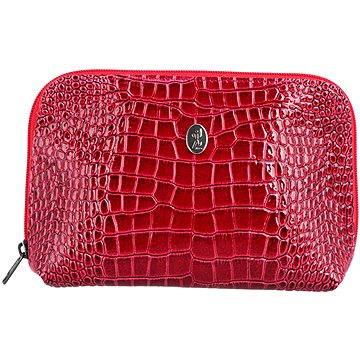 Kosmetická taška DUKAS Kosmetická taštička velikost S Vínově červená (TT 150-208)