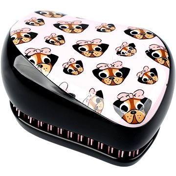 Kartáč na vlasy TANGLE TEEZER Compact Pug Love (5060173370121)