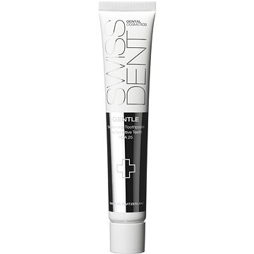 Zubní pasta SWISSDENT Nano Whitening Gentle Toothpaste Sweet Mint 50 ml (7640126190501)