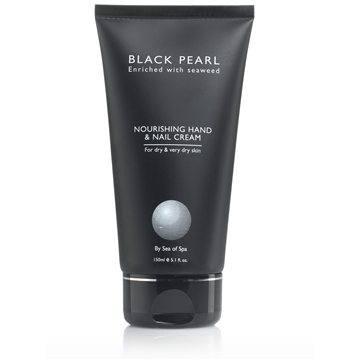 Krém na ruce SEA OF SPA Black Pearl Vyživující krém na ruce a nehty 150ml (7290011314439)