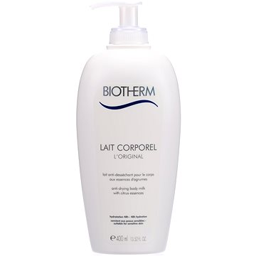 Tělové mléko BIOTHERM Lait Corporel Body Milk with Citrus 400 ml (3367729117264)