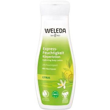 WELEDA Citrusové hydratační tělové mléko 200 ml (4001638088565)