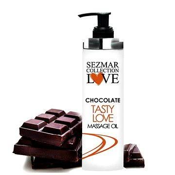 Masážní olej SEZMAR LOVE Massage Oil Chocolate 100 ml (3800203443454)