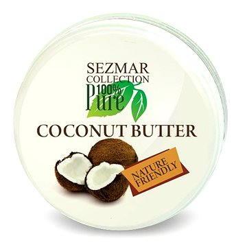 Tělové máslo SEZMAR PURE Coconut Butter 250 ml (3800203820620)