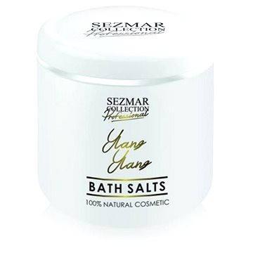 Koupelová sůl SEZMAR PROFESSIONAL Bath Salts Ylang Ylang 500 g (3800203821061)