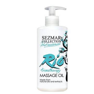 Masážní olej SEZMAR PROFESSIONAL Massage Oil Rio 500 ml (3800203822921)