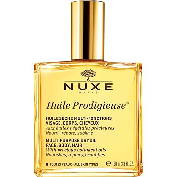 Tělový olej NUXE Huile Prodigieuse Multi-Purpose Dry Oil 100 ml (3264680002007)