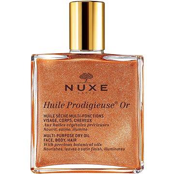 Tělový olej NUXE Huile Prodigieuse OR Multi-Purpose Dry Oil 50 ml (3264680002021)