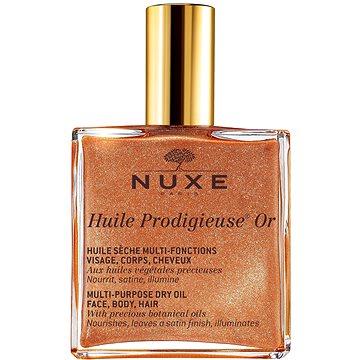 Tělový olej NUXE Huile Prodigieuse OR Multi-Purpose Dry Oil 100 ml (3264680002939)
