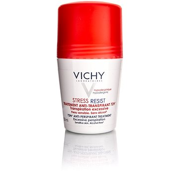 Dámský antiperspirant VICHY Stress Resist Anti-perspirant Treatment 72H 50 ml (3337871324001)