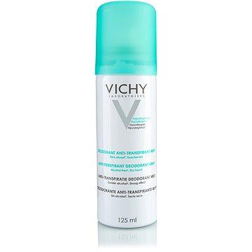 Vichy Deodorant antiperspirant ve spreji bez alkoholu s 24hodinovým účinkem 125 ml