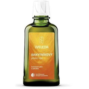 Tělový olej WELEDA Rakytníkový pěstící olej 100 ml (4001638099950)
