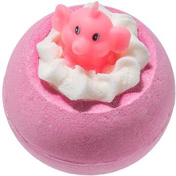 Bomba do koupele BOMB COSMETICS Šumivý balistik do koupele Růžový slon a limonáda 160 g (5037028260760)