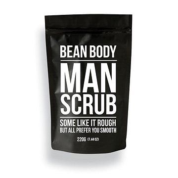 BEAN BODY Man Coffee Scrub 220 g (854538006214)