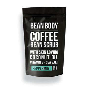 BEAN BODY Coffee Scrub Peppermint 220 g (854538006269)