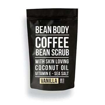 BEAN BODY Coffee Scrub Vanilla 220 g (854538006276)