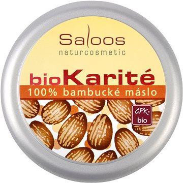 SALOOS Bio karité Bambucké máslo 50 ml (8594031326403)