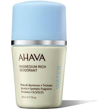 AHAVA Roll-on Mineral Deodorant 50 ml (697045155644)