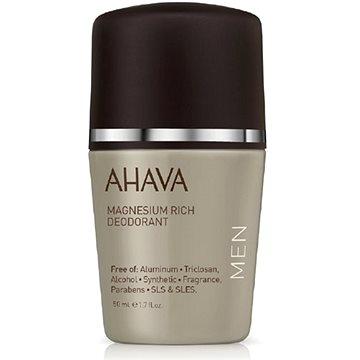 AHAVA Mineral Deodorant for Men 50 ml (697045155651)