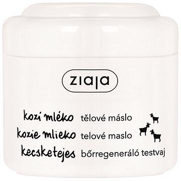ZIAJA Kozí mléko Tělové máslo 200 ml (5901887018254)