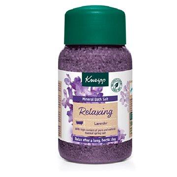 Koupelová sůl KNEIPP Sůl do koupele Levandulové snění 500 g (4008233141442)