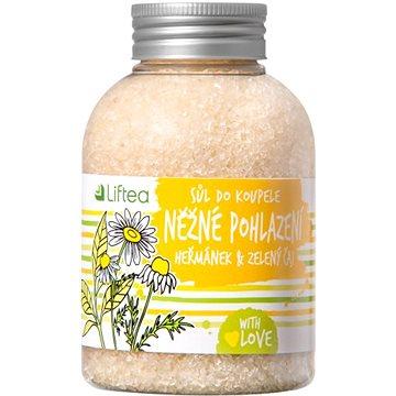 Koupelová sůl LIFTEA Koupelová sůl Něžné pohlazení 600 g (8594177900741)