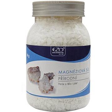 Koupelová sůl EZO Živá magnéziová sůl Přírodní 500 g (8586006999057)