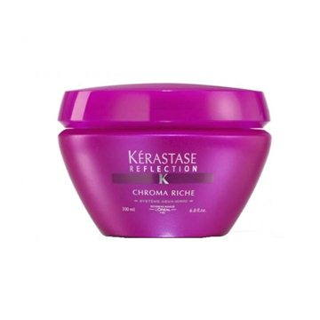 Maska na vlasy KÉRASTASE Reflection Chroma Riche Masque 200 ml (3474630152571)