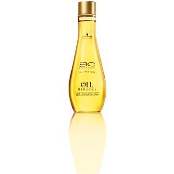 Vlasový olej SCHWARZKOPF Professional BC Oil Miracle Light Finishing Treatment 100 ml (4045787290653)