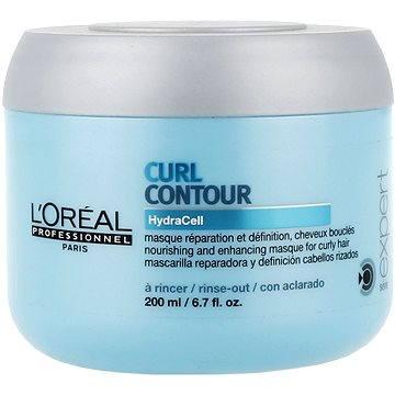 Maska na vlasy ĽORÉAL PROFESSIONNEL Série Expert Curl Contour Mask 200 ml (3474630351479)