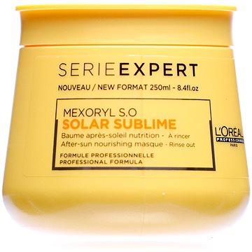 Maska na vlasy ĽORÉAL PROFESSIONNELL Série Expert Solar Sublime Mask 200 ml (3474630128750)