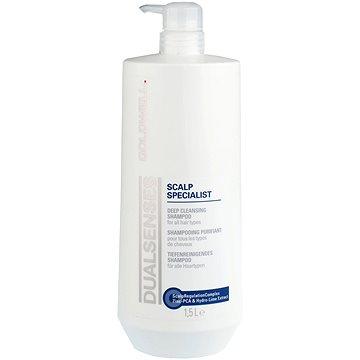 Šampon GOLDWELL DLS Scalp Regulation Deep Cleansing Shampoo 1,5 l (4021609024866)