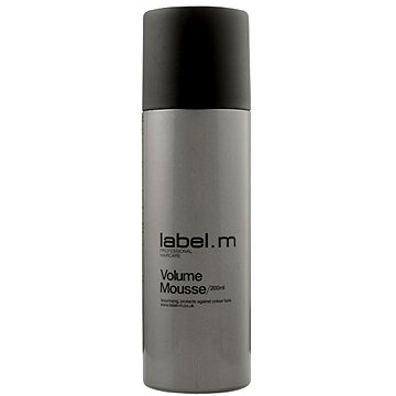 LABEL.M Volume Mousse 200 ml (5060059570959)